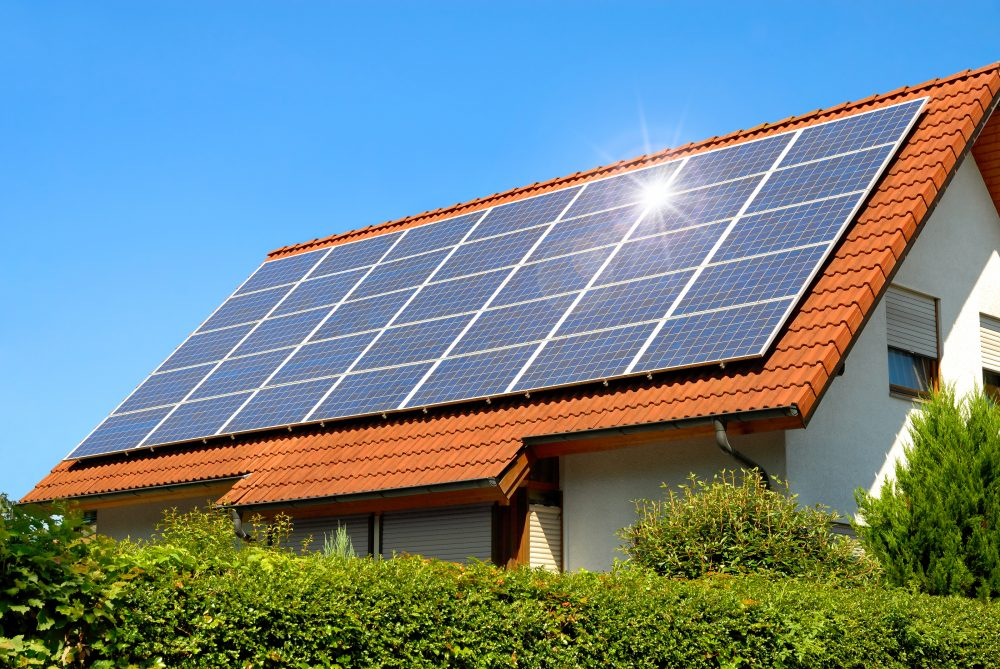 Bigstock Solar Panel On A Red Roof 14532428