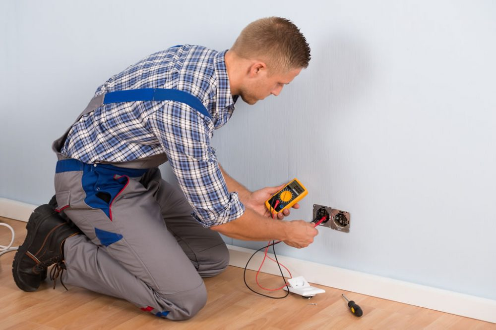 electrician kensington